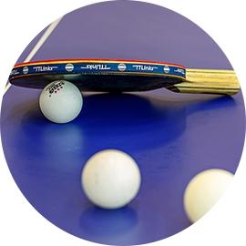 青少年乒乓球培训